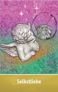 Selbstliebe Energiekarte Antonie Peppler