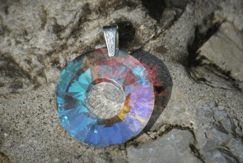 Swarovski Lichtkristall Die Sonne